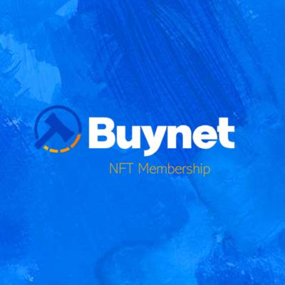 【第1弾完売】Buynet Membership|取引手数料50%OFFの特典|NFTデジタル会員権