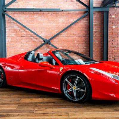 【売れ行き好調!!】Ferrari 458 Spider Member Ship -038|半永久的に利用料無料!!|NFTデジタル会員権